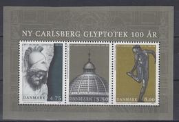 +H818. Denmark 2006. Ny Carlsberg Glyptotek. Bloc. MNH(**) - Blocchi & Foglietti