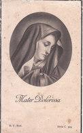 Julie Dobbelaere (1874-1944) - Devotion Images