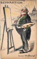 Fantaisie - GALA HENRY MONNIER -- Métivet - Réparation - Autres Illustrateurs