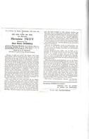 H.JUDY °MARIALOOP - MEULEBEKE 1886 + 1960  (P.DOBBELS) - Religion & Esotericism