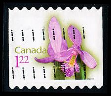 Canada (Scott No.2363 - Orchidées / 1.00 / Orchids) De Carnet / Booklet Stamp (o) - 1952-.... Règne D'Elizabeth II
