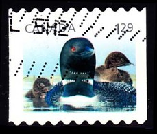 Canada (Scott No.2511 - Enfant De La Faune / Wildlife's Babys) (o) De Carnet / From BK - 1952-.... Regering Van Elizabeth II