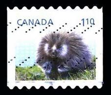 Canada (Scott No.2608 - Enfant De La Faune / Wildlife's Babys) (o) De Carnet / From BK - 1952-.... Règne D'Elizabeth II
