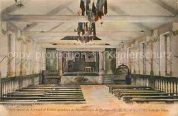 13560952 Querqueville Centre Special De Reformes La Salle Des Fetes Querqueville - Non Classés