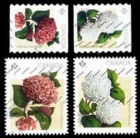Canada (Scott No.2897-00 - Hydrangeas) (o) - 1952-.... Regering Van Elizabeth II