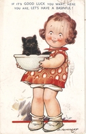 """""""D.Tempest. Ifit's Good Luck You Want...."""" Humorous Bamforth Tempest Kiddy Ser.PC  482 - Cartes Humoristiques"""