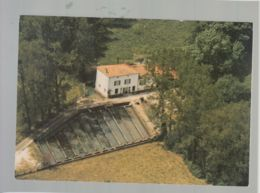 CP (16) Mansle - Ste-Colombe - Moulin De Jaulay - Ferme Auberge - Vue Aérienne - Mansle