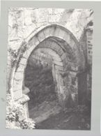 CP (16) Charras  -  Abbaye De Grosbot - Entrée De La Chapelle - France