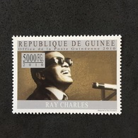 CREPUBLIQUE DE GUINÉE. RAY CHARLES. 3R2202B - Singers