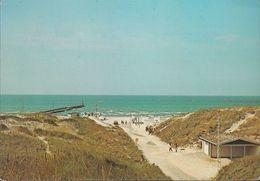 Dänemark - Løkken - Strand - Beach - Mole - Nice Stamp - Denmark