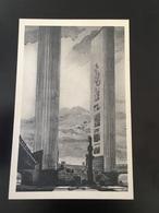 Non Circulée Exposition Internationale Paris 1937 Porte De L Alma - Tentoonstellingen