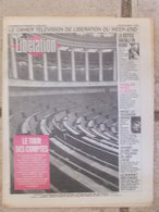 Journal Libération (20/21 Mars 1993) Avant Législatives - Justice Sociale - Morillon - Vnedée Globe - Penser égalité - Zeitungen