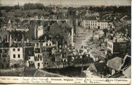 CPA - DENDEMONDE-TERMONDE - BOMBARDE (G.G. 14/18) - Dendermonde