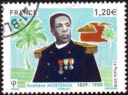 Oblitération Cachet à Date Sur Timbre De France N° 5211 - Sosthène Mortenol - Used Stamps