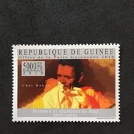 REPUBLIQUE DE GUINÉE. JAZZ. CHET BAKER. 3R2204A - Singers
