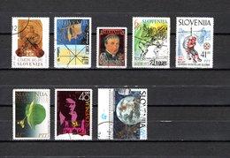 Eslovenia   1992  .-  Y&T  Nº   19-22-23-24-25-26-28B-29 - Eslovenia