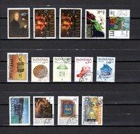 Eslovenia   1992-93  .-  Y&T  Nº   30-31/32-34-35-36-37/40-41-43/44-45 - Eslovenia