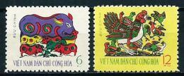 Vietnam Del Norte Nº 256/7 Nuevo - Vietnam