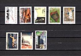 Eslovenia   1995  .-  Y&T  Nº   99/101-102-103-104/105-106 - Eslovenia