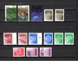Eslovenia   1996  .-  Y&T  Nº   134/135-141-142/150-152/153 - Eslovenia
