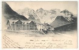 05 - Col Du Lautaret Et Glacier De L'Homme - 1901 - France
