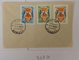 BUSTA ANNULLO SPECIALE ASMARA ERITREA 1993 (367B - Erythrée