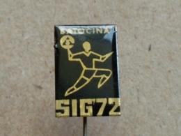 LIST 119 - HANDBALL SIG 72, BATOCINA, SERBIA - Handball