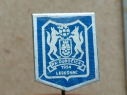 LIST 119 - HANDBALL CLUB DUBOCICA LESKOVAC, SERBIA - Handball