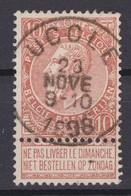 N° 57 UCCLE - 1893-1900 Fine Barbe