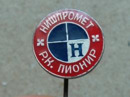 LIST 119 - HANDBALL CLUB PIONIR NISPROMET, NIS, SERBIA - Handball