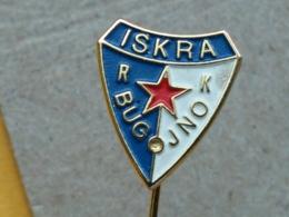 LIST 119 - HANDBALL CLUB ISKRA BUGOJNO, YUGOSLAVIA - Handball
