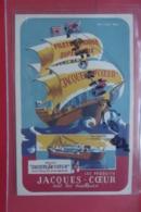 Cp Pub Fliets De Morue Jacques Coeur - Werbepostkarten