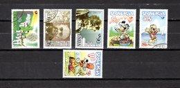 Eslovenia   1998  .-  Y&T  Nº   204-205-206-207/209 - Eslovenia