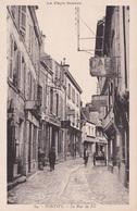 PONTIVY - La Rue Du Fil - Pontivy