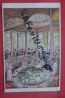 Cp Pub Vichy - Werbepostkarten