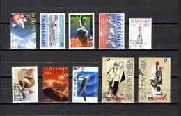 Eslovenia   1998  .-  Y&T  Nº   210-211-212-213-214-215-216-217-218/219 - Eslovenia