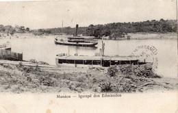 BRESIL MANAOS IGARAPE DOS EDUCANDOS - Manaus