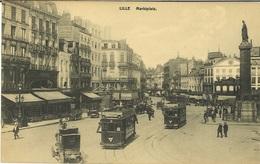 APK Lille Als Feldpost Gelaufen 7.5.1917 - La Madeleine
