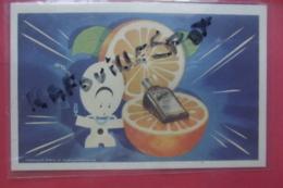 Cp Pub Cointreau Signe Marcier - Werbepostkarten