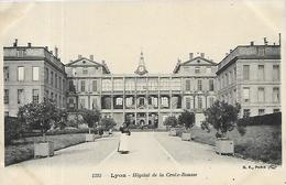 69, Rhone, LYON, Hopital De La Croix-Rousse, Scan Recto Verso - Other
