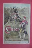 Cp Pub Canigou Liqueur De L'abbaye De St Martin Du Canigou - Werbepostkarten