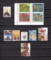 Eslovenia   1999-2000  .-  Y&T  Nº   248-249/252-253/254-257-258-259/260 - Eslovenia