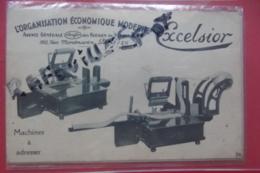 Cp Pub Excelsior - Werbepostkarten
