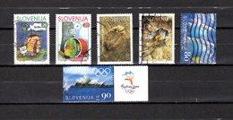 Eslovenia   2000  .-  Y&T  Nº   267/268-269/270-271/272 - Eslovenia