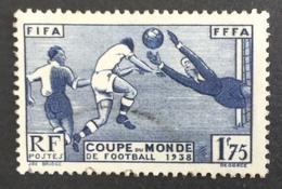 FRANCE - YT 396 - Cote: 15 € Bon Centrage - Oblitérés