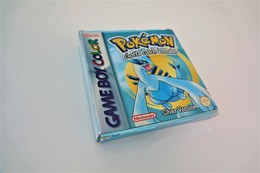 NINTENDO GAMEBOY COLOR: POKEMON SILVER EDITION WITH BOX  - 2001 - Consoles