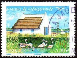 Oblitération Cachet à Date Sur Timbre De France N° 5246 - Euromed, Maisons De Méditerranée - Francia