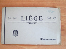 Liege Carnet - Liege