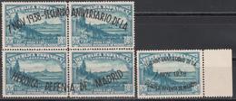 1938 Edifil Nº 789 / 790 MNH. - 1931-Tegenwoordig: 2de Rep. - ...Juan Carlos I