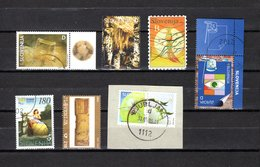 Eslovenia   2003  .-  Y&T  Nº   384-385-388-391-393-394-396/397 - Eslovenia